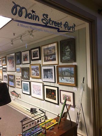 North Conway, NH: Gallery view