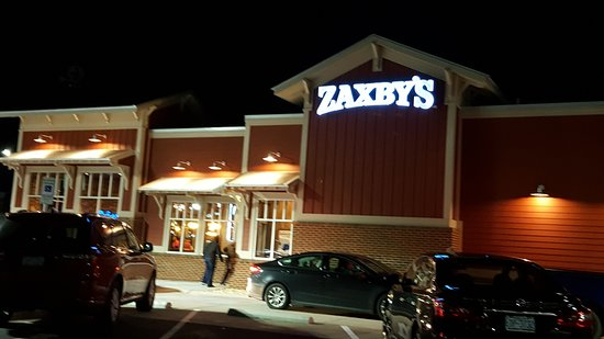 Whitsett, NC: Beautiful, large new Zaxby's in eastern Guilford County, NC