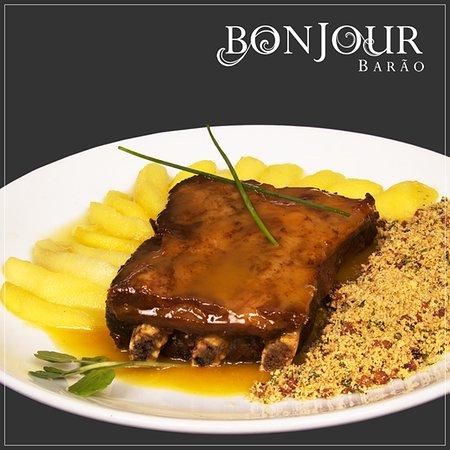 Bonjour Barao - Restaurante Bar