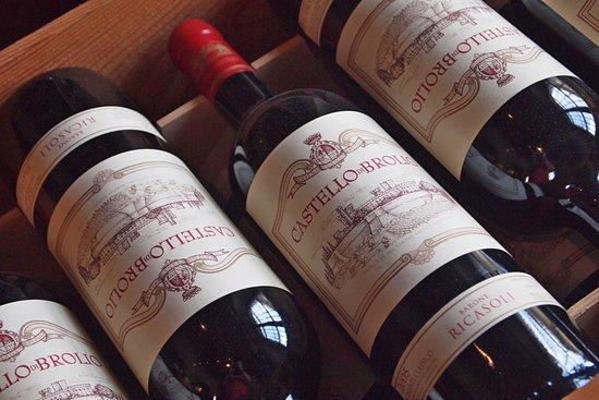 Barone Ricasoli Winery - Picture of Barone Ricasoli, Gaiole in ...