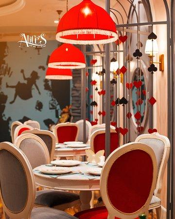 Alice S Cafe Baku Restaurant Reviews Photos Phone Number Tripadvisor