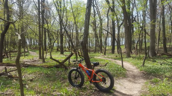 Northbrook, IL: Springtime Singletrack Ride View