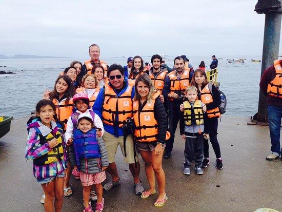 Sunny Travel Tour Operador: Tour Isla Damas