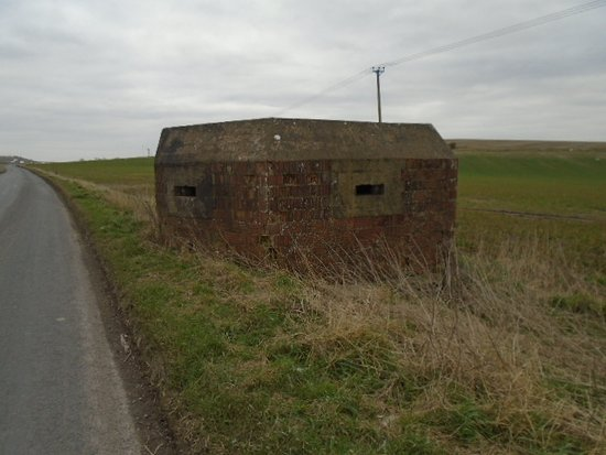 Девизес, UK: Horton Pill Box