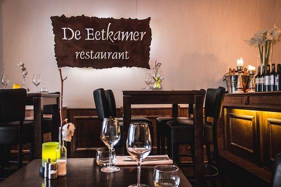 restaurant - Picture of De Eetkamer van Scheveningen, Scheveningen ...