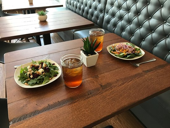 Jackson, OH: fresh salads