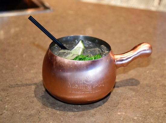 Maple Shade, NJ: Melted cheese and chocolate aren't the only things that are better served in a pot. Try our Mule