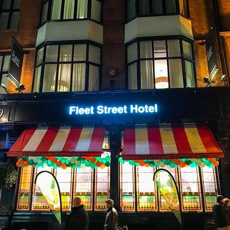 The Fleet Street Hotel: photo0.jpg