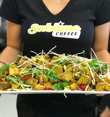 Richmond, Nya Zeeland: Salad