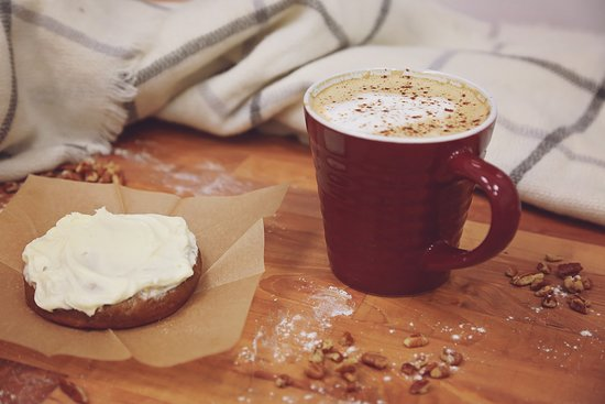 Arthur, IL: Comforting pastries and coffees from Roselens