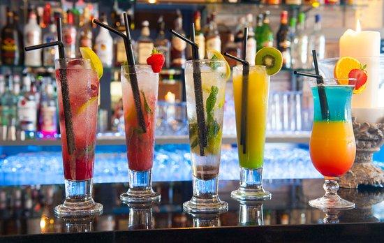 Eccles, UK: Cocktails