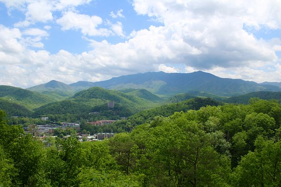 Springtime in Gatlinburg