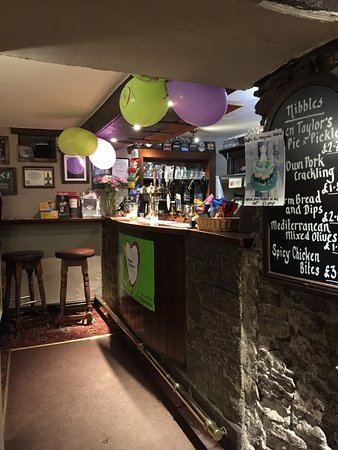 Litton, UK: The bar that sells it all!!!