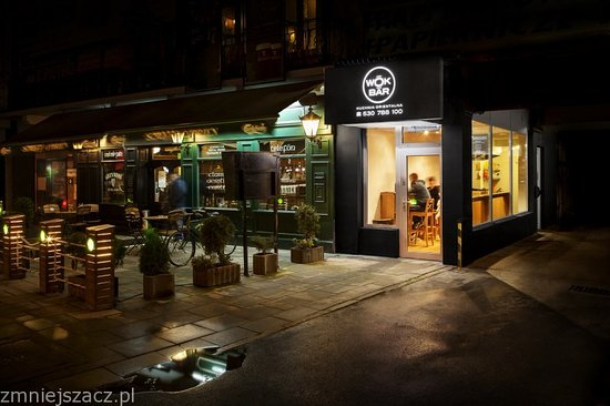 Wokbar Gdansk Recenzje Restauracji Tripadvisor