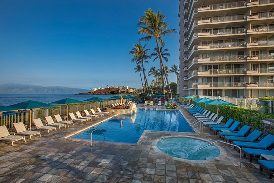 Aston at The Whaler on Kaanapali Beach: Property outdoor pool