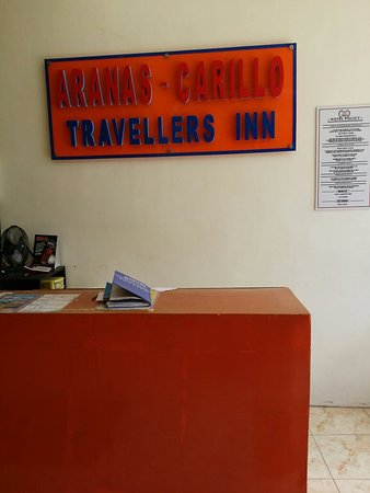 Aranas-Carillo Travellers Inn: 20180322_121034_large.jpg