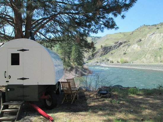 Lucile, ID: River Wagon