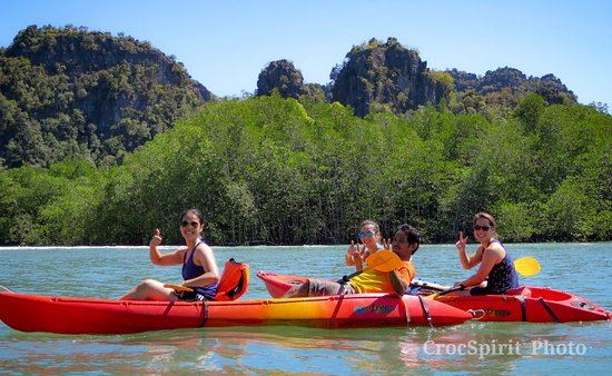 Langkawi Kayaking Adventure