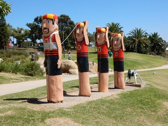 Geelong Bollard Trail Walk