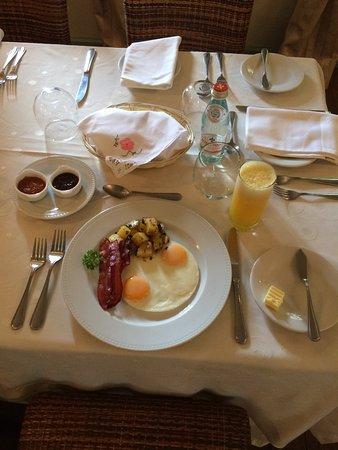 Hotel Panamonte: American Breakfast