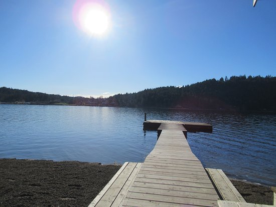 St Mary Lake Resort Updated 2018 Prices Campground Reviews Salt Spring Island British