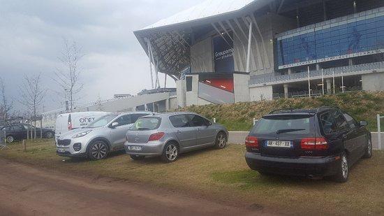 Visite du Groupama Stadium ภาพถ่าย