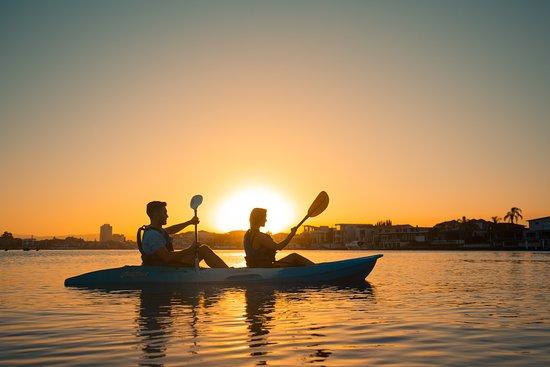 澳大利亚皮划艇探险之旅