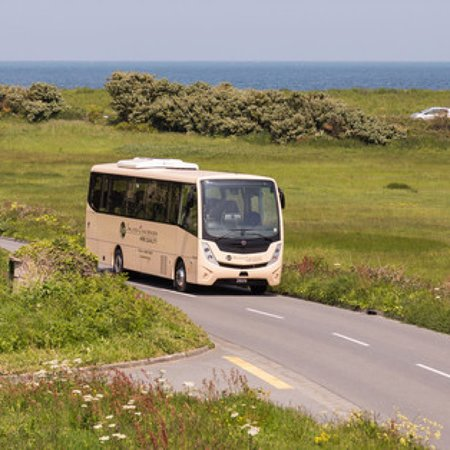 St Peter Port, UK: IC Guernsey Coach Tours