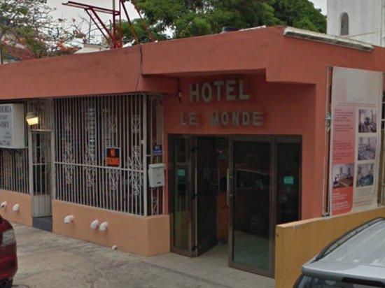Exterior de Hotel Le Mandé en cancun