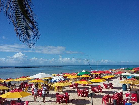 Barra de Sao Miguel Beach