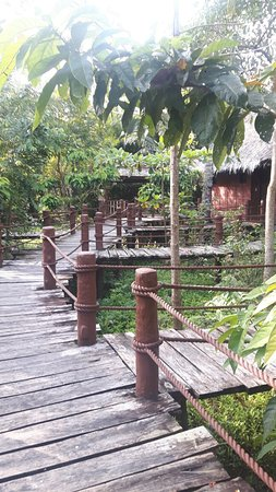 Loboc River Resort: 20180323_073921_large.jpg