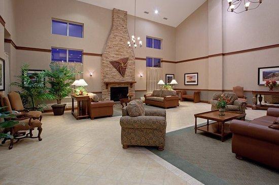 Dugway, Utah: Lobby