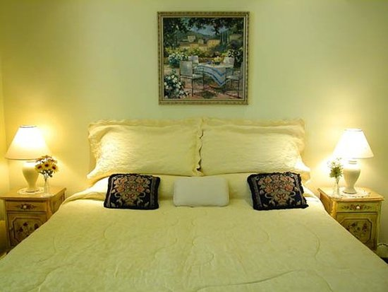 San Anselmo, CA: Guest room