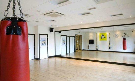 Shepperton, UK: Health club