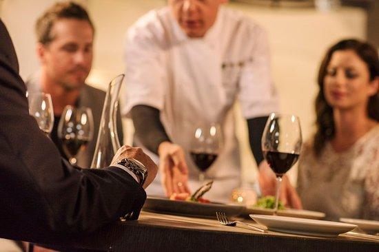 Ojai, Калифорния: Restaurant