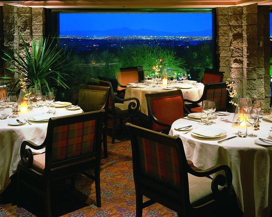 Loews Ventana Canyon Resort Restaurant