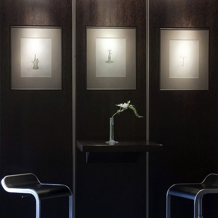 Hotel Bergs: Bar/Lounge