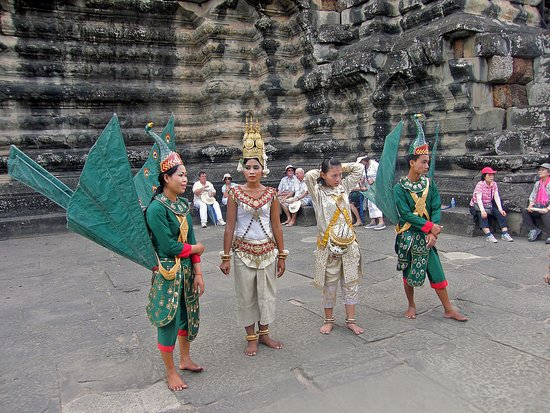 Svay Dangkum: Ξενοδοχεία τελευταίας στιγμής