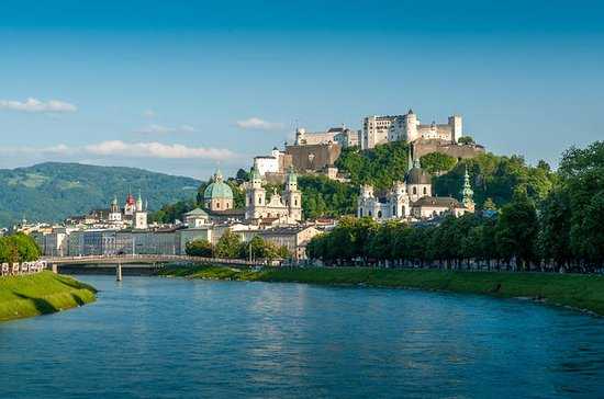Vienna Super Saver: Salzburg Day Trip...