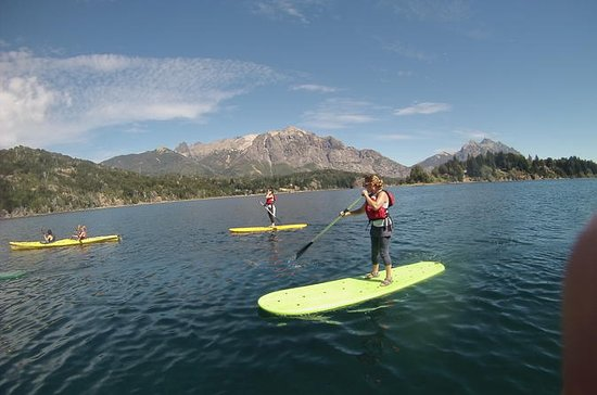 Lago Gutierrez Stand-Up Paddle ...