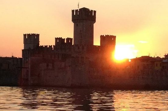 Lake Garda Sunset Cruise from...
