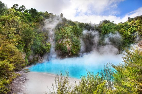 Waimangu Volcanic Valley with Option to add Wai-O-Tapu, Hobbiton or...