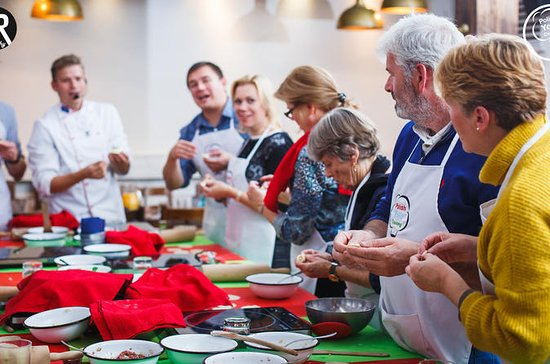 Traditional Polish Cooking Class with...