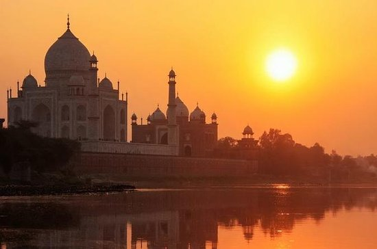 Cruise Excursion til Taj Mahal fra...