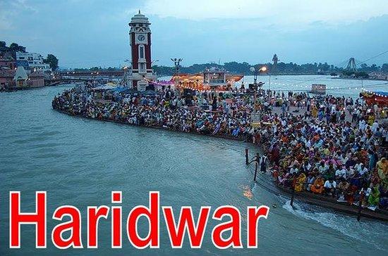 Rishikesh Haridwarデリーからの同じ日のツアー