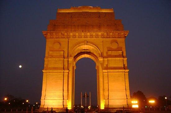 Excursión privada de 1 día a Delhi y...