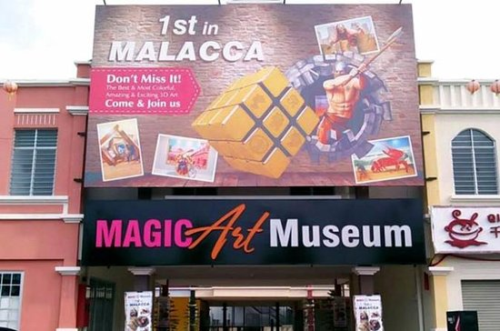 Malacca Magic Art Museum Admission...