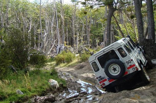 Expérience 4x4 Off-Road Lakes Full Day