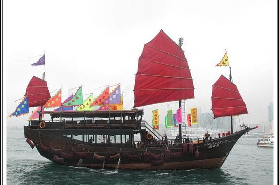 Aqua Luna - Tin Hau Festival am 8...