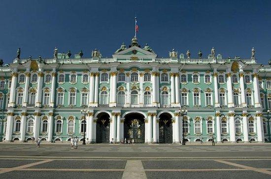 St. Petersburg Hermitage Museum...